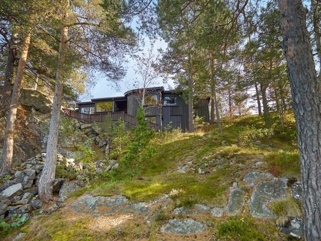 Chiêm ngưỡng ngôi nhà tĩnh lặng nằm biệt lập trên hòn đảo nhỏ xanh mát - 5