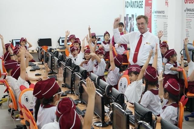 Asian School tiếp tục là trường quốc tế có nhiều giải học sinh giỏi
