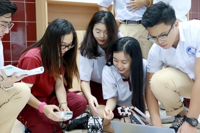 Asian School tiếp tục là trường quốc tế có nhiều giải học sinh giỏi - 2