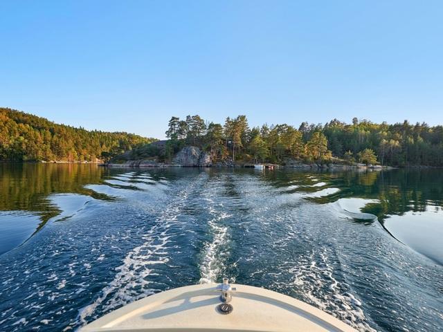 Chiêm ngưỡng ngôi nhà tĩnh lặng nằm biệt lập trên hòn đảo nhỏ xanh mát - 13