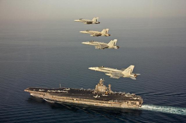 """Chuyên gia cảnh báo kết cục thảm họa cho cả Mỹ và Iran cùng """"động binh"""" - 1"""