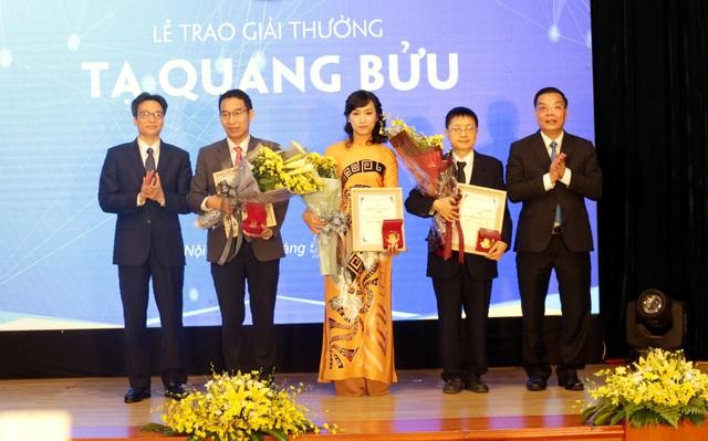 3 nhà khoa học nhận Giải thưởng Tạ Quang Bửu năm 2019 - 1