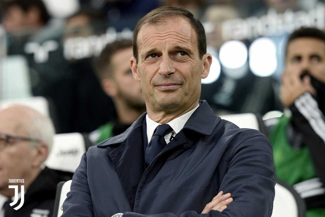 Juventus chính thức chia tay HLV Allegri - 1