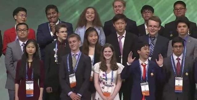 Học sinh miền núi Lào Cai đoạt giải Ba cuộc thi KHKT Quốc tế 2019 tại Mỹ - 2