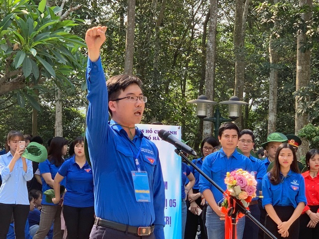 Tuổi trẻ Thủ đô ra quân chiến dịch tình nguyện Hè 2019 - 3