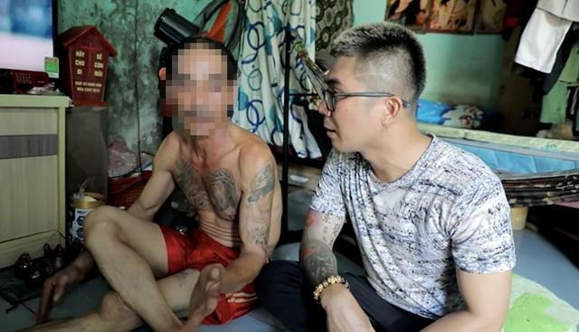 Nhạc sĩ Khánh Đơn bị chỉ trích đến hiện trường vụ án thi thể bị đổ bê tông quay phim - 2
