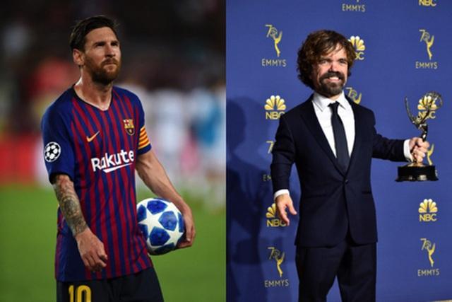 """Khi Messi và C.Ronaldo rủ nhau đóng phim… """"Trò chơi vương quyền"""" - 9"""
