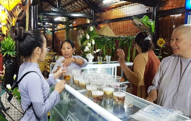 Hấp dẫn lễ hội ẩm thực chay đầu tiên tại cố đô Huế - 8