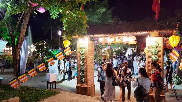 Hấp dẫn lễ hội ẩm thực chay đầu tiên tại cố đô Huế - 3