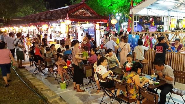Hấp dẫn lễ hội ẩm thực chay đầu tiên tại cố đô Huế - 2