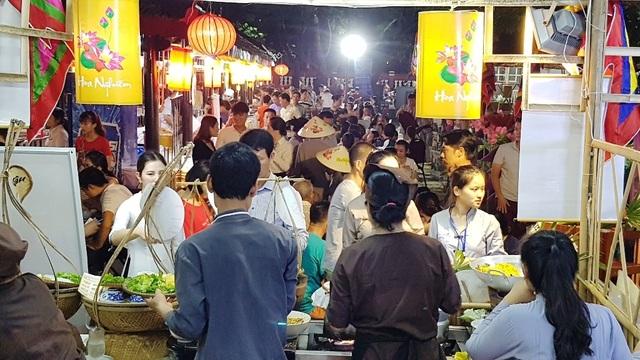 Hấp dẫn lễ hội ẩm thực chay đầu tiên tại cố đô Huế - 4