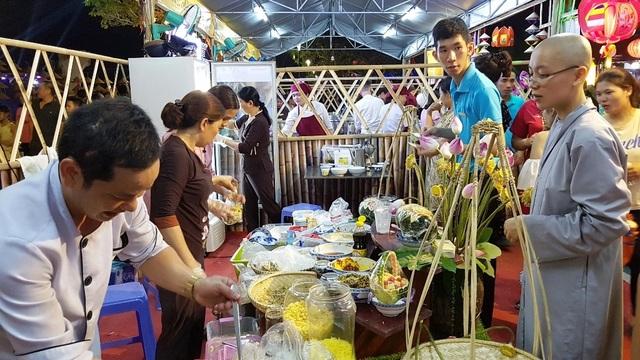 Hấp dẫn lễ hội ẩm thực chay đầu tiên tại cố đô Huế - 7