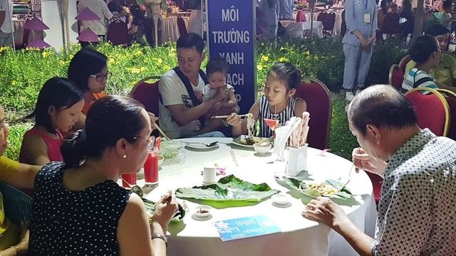 Hấp dẫn lễ hội ẩm thực chay đầu tiên tại cố đô Huế - 10
