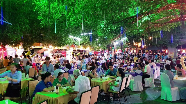 Hấp dẫn lễ hội ẩm thực chay đầu tiên tại cố đô Huế - 13