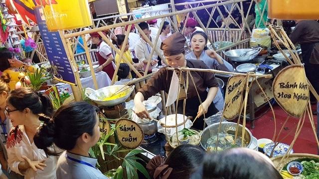 Hấp dẫn lễ hội ẩm thực chay đầu tiên tại cố đô Huế - 5