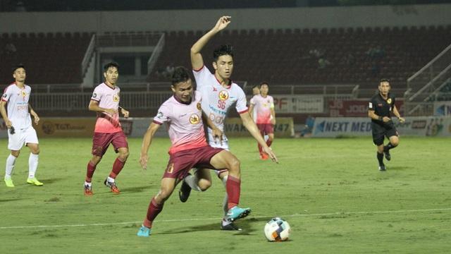 Quế Ngọc Hải mắc sai lầm, Viettel thua đậm Sài Gòn FC - 3