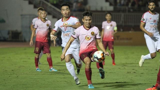 Quế Ngọc Hải mắc sai lầm, Viettel thua đậm Sài Gòn FC - 5