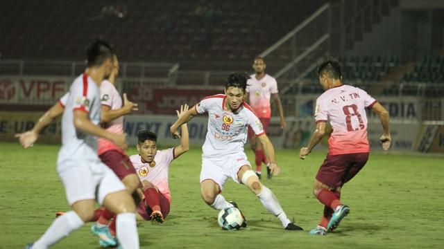 Quế Ngọc Hải mắc sai lầm, Viettel thua đậm Sài Gòn FC - 6
