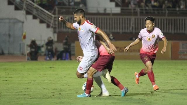 Quế Ngọc Hải mắc sai lầm, Viettel thua đậm Sài Gòn FC - 2