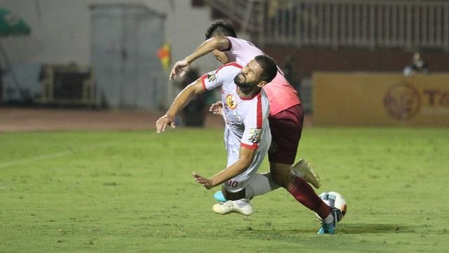 Quế Ngọc Hải mắc sai lầm, Viettel thua đậm Sài Gòn FC - 1