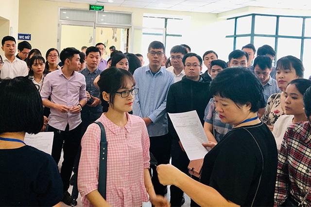 Sinh viên xuất sắc vào công chức lĩnh ngay lương gần 7 triệu - 1