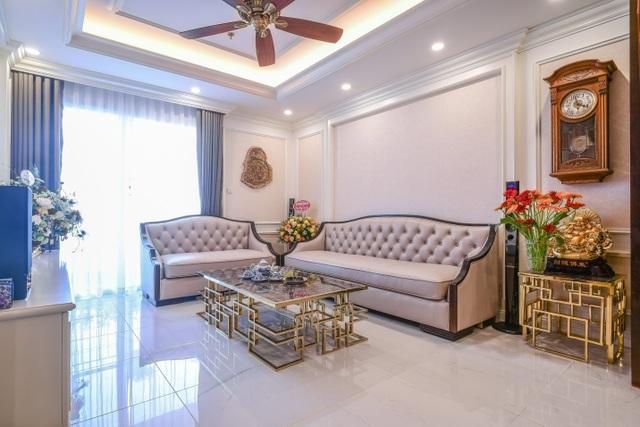 Ngắm căn hộ tân cổ điển vạn người mê ở Hà Nội - 3