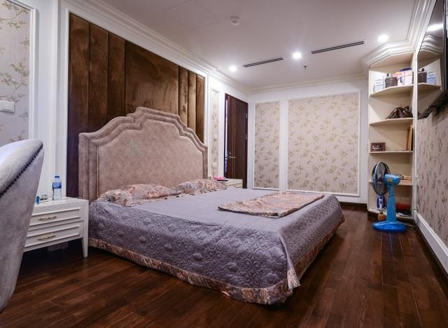 Ngắm căn hộ tân cổ điển vạn người mê ở Hà Nội - 4