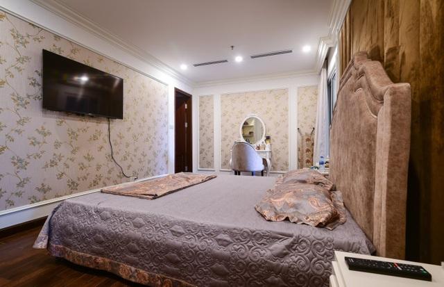 Ngắm căn hộ tân cổ điển vạn người mê ở Hà Nội - 6