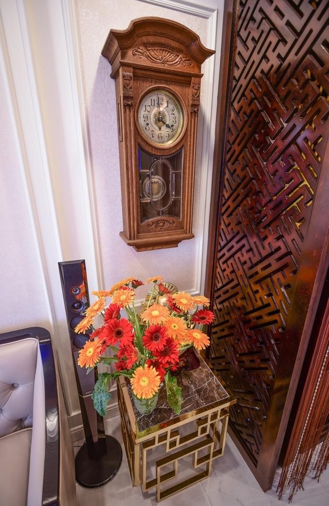 Ngắm căn hộ tân cổ điển vạn người mê ở Hà Nội - 8