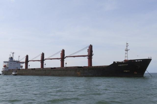 Triều Tiên gọi Mỹ là quốc gia gangster, yêu cầu trả tàu hàng ngay tức thì - 1