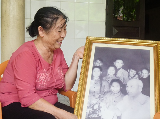 Nữ thanh niên Trường Sơn và kỉ niệm được gặp Bác Hồ - 2