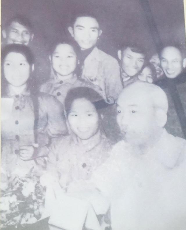 Nữ thanh niên Trường Sơn và kỉ niệm được gặp Bác Hồ - 3