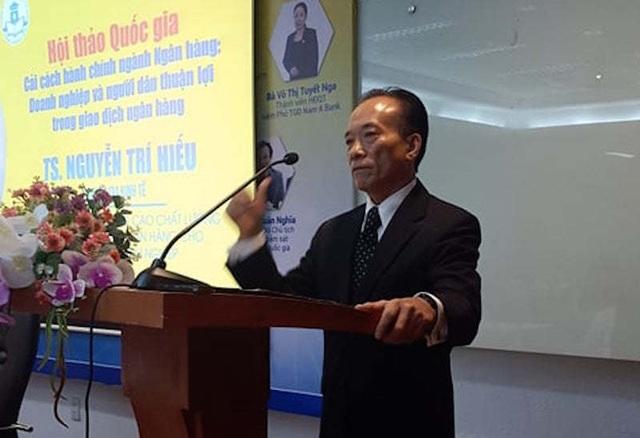 TS Nguyễn Trí Hiếu: Có hệ thống tín nhiệm, vay tiền trong 5 phút - 1