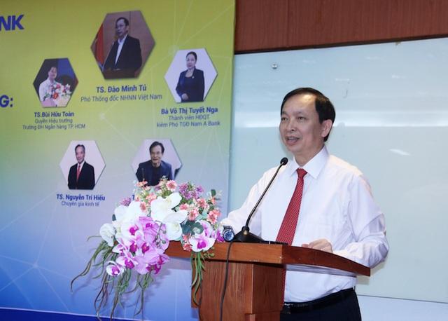 TS Nguyễn Trí Hiếu: Có hệ thống tín nhiệm, vay tiền trong 5 phút - 3