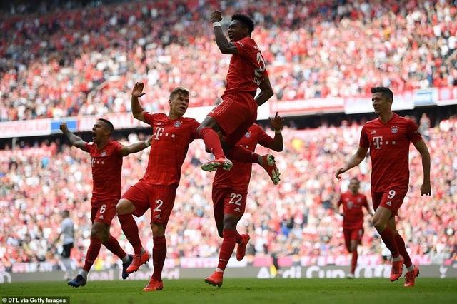 Robben và Ribery lập công, Bayern Munich vô địch Bundesliga lần thứ 29 - 6