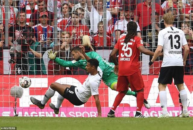 Robben và Ribery lập công, Bayern Munich vô địch Bundesliga lần thứ 29 - 3