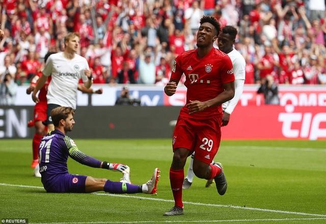 Robben và Ribery lập công, Bayern Munich vô địch Bundesliga lần thứ 29 - 5