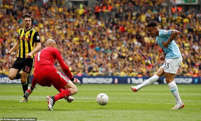 Xem lại Manchester City vs Watford, 23h00 ngày 18/5 (chung kết FA Cup)