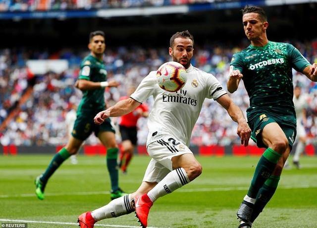 Real Madrid 0-2 Betis: Kết cục cay đắng cho HLV Zidane - 6