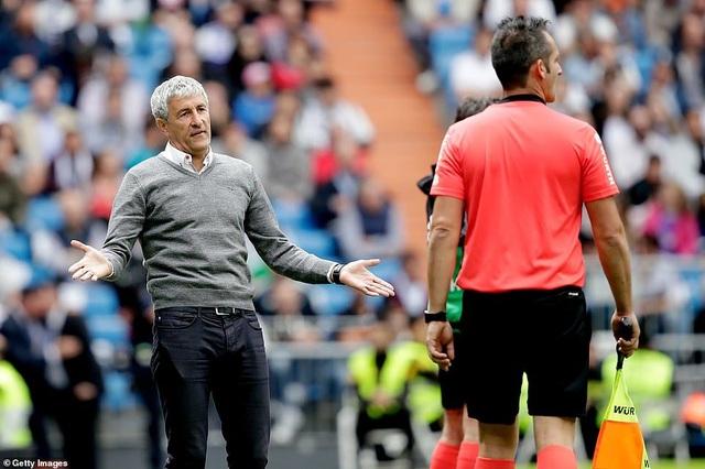 Real Madrid 0-2 Betis: Kết cục cay đắng cho HLV Zidane - 5