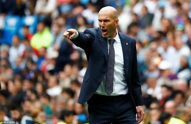 Real Madrid 0-2 Betis: Kết cục cay đắng cho HLV Zidane - 9
