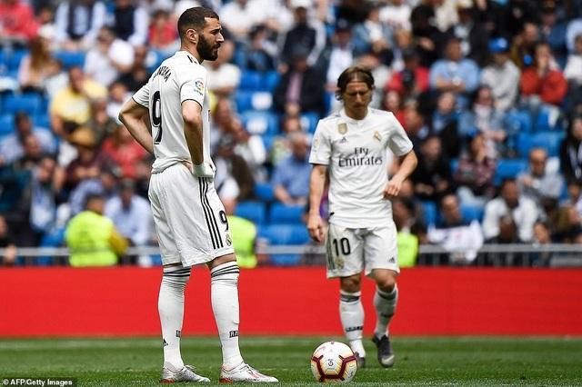 Real Madrid 0-2 Betis: Kết cục cay đắng cho HLV Zidane - 4