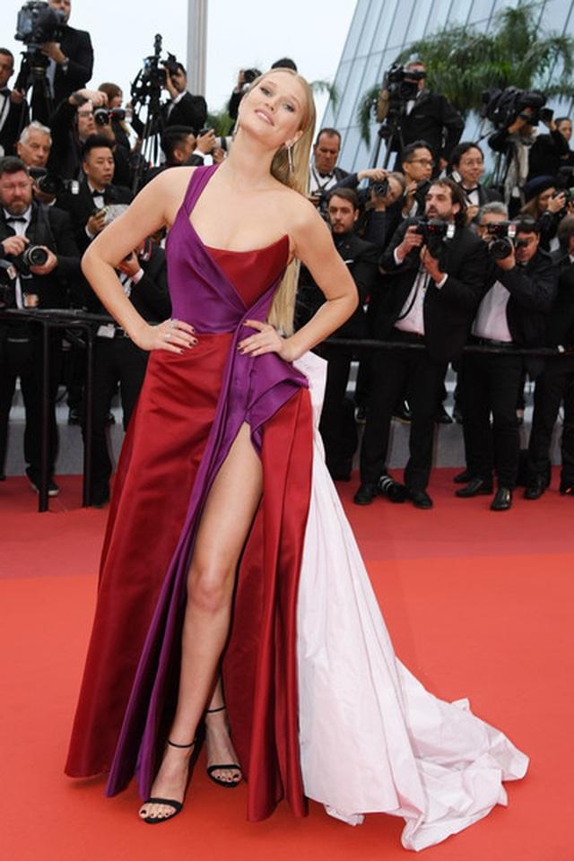 Siêu mẫu Trung quốc tái xuất tại Cannes sau khi được đại gia cầu hôn - 13