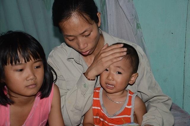 Xót thương cảnh 4 mẹ con nheo nhóc ôm món nợ khủng sau cái chết của chồng - 8