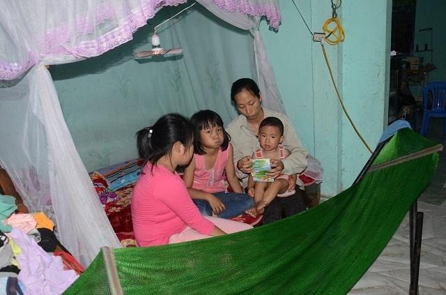 Xót thương cảnh 4 mẹ con nheo nhóc ôm món nợ khủng sau cái chết của chồng - 15