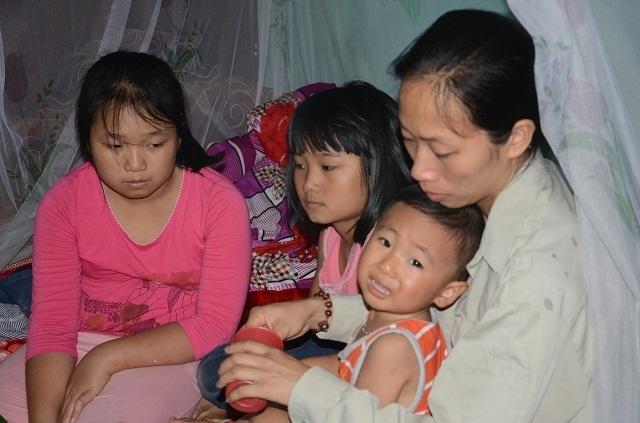 Xót thương cảnh 4 mẹ con nheo nhóc ôm món nợ khủng sau cái chết của chồng - 16