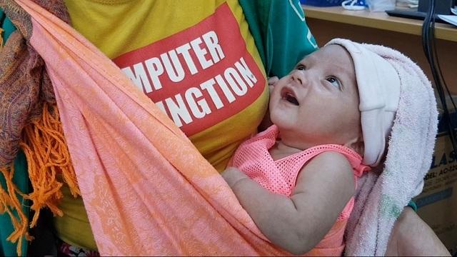 Bạn đọc Dân trí giúp cháu bé bị uốn ván hơn 169 triệu đồng - 1