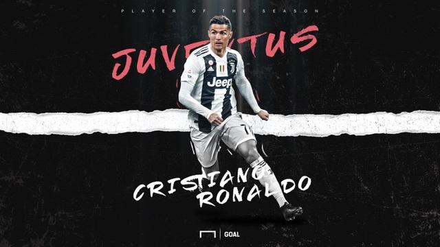 C.Ronaldo nhận giải thưởng cao quý cùng Juventus - 1