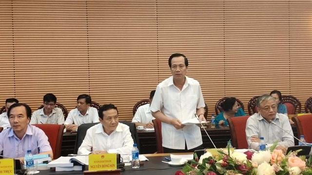 Bộ trưởng Lao động kêu gọi không thể chậm trễ việc tăng tuổi nghỉ hưu - 1