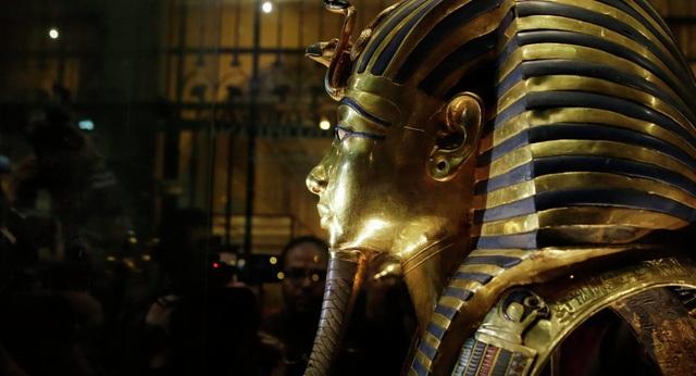 Giải mã bí ẩn thủy tinh vàng ở lăng mộ Pharaoh Tutankhamun - 1